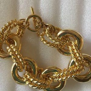 Kenneth Jay Lane Nautical Bracelet